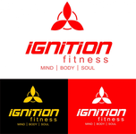 Ignition Fitness Logo - Entry #57