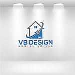 VB Design and Build LLC Logo - Entry #81