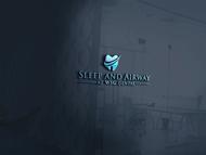Sleep and Airway at WSG Dental Logo - Entry #309