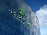 Green Wave Wealth Management Logo - Entry #157