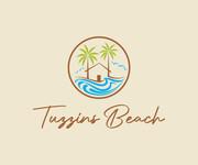 Tuzzins Beach Logo - Entry #125