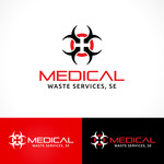 Medical Waste Services Logo - Entry #163
