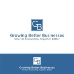 Growing Better Businesses Logo - Entry #31