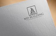 MD Building Maintenance Logo - Entry #52