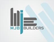 MJB BUILDERS Logo - Entry #44