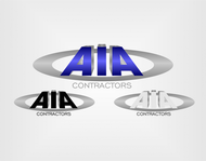 AIA CONTRACTORS Logo - Entry #111