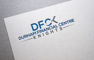 Durham Financial Centre Knights Logo - Entry #17