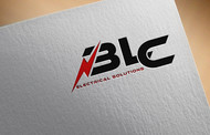 BLC Electrical Solutions Logo - Entry #134