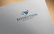 Revolution Roofing Logo - Entry #47