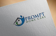 Prompt Home Care Logo - Entry #129
