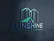 Sunshine Homes Logo - Entry #523