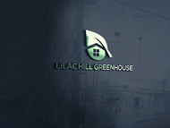 Lilac Hill Greenhouse Logo - Entry #131