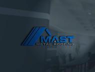 Mast Metal Roofing Logo - Entry #35