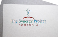 """The Synergy Project"" and place the word ""season three"" underneath in smaller front either as "" season 3"" or ""season three"" Logo - Entry #96"