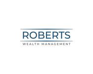 Roberts Wealth Management Logo - Entry #572