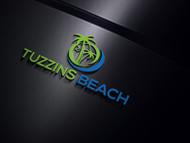 Tuzzins Beach Logo - Entry #86