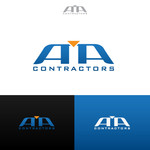 AIA CONTRACTORS Logo - Entry #54