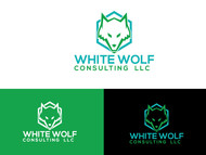 White Wolf Consulting (optional LLC) Logo - Entry #89