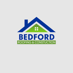 Bedford Roofing and Construction Logo - Entry #24