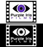 Purple Iris Films Logo - Entry #120