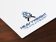 Heavyweight Jiujitsu Logo - Entry #83