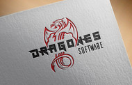 Dragones Software Logo - Entry #239