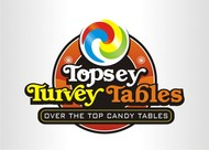 Topsey turvey tables Logo - Entry #126