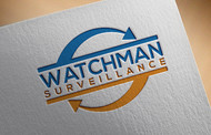 Watchman Surveillance Logo - Entry #195