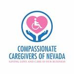 Compassionate Caregivers of Nevada Logo - Entry #77