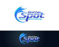 On the Spot Auto Detailing Logo - Entry #28