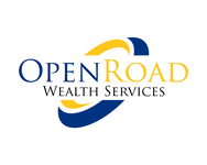 "Open Road Wealth Services, LLC  (The ""LLC"" can be dropped for design purposes.) Logo - Entry #2"