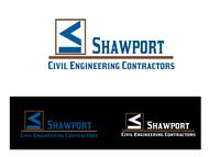 Shawport Civil Engineering Contractors Logo - Entry #3