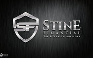 Stine Financial Logo - Entry #126