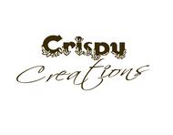 Crispy Creations logo - Entry #15