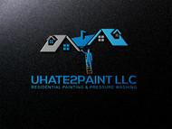 uHate2Paint LLC Logo - Entry #119