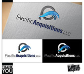 Pacific Acquisitions LLC  Logo - Entry #5