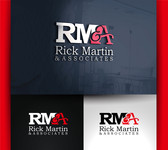 Rick Martin & Associates Logo - Entry #52