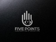 Five Points Construction & Expediting Logo - Entry #5