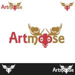 ArtMoose Logo - Entry #14
