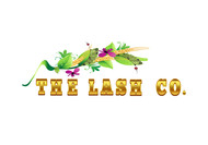 the lash co. Logo - Entry #20
