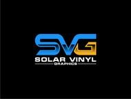 Solar Vinyl Graphics Logo - Entry #322