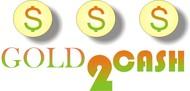 Gold2Cash Business Logo - Entry #58
