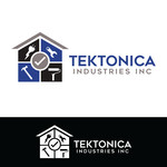 Tektonica Industries Inc Logo - Entry #137
