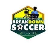 BreakDownSoccer Logo - Entry #28