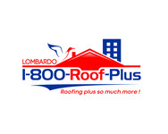 1-800-Roof-Plus Logo - Entry #165