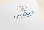 City Limits Vet Clinic Logo - Entry #150