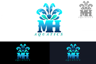 MH Aquatics Logo - Entry #172