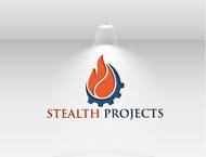 Stealth Projects Logo - Entry #276