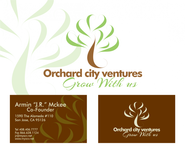 Logo & business card - Entry #48