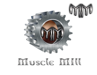 Muscle MIll Logo - Entry #123